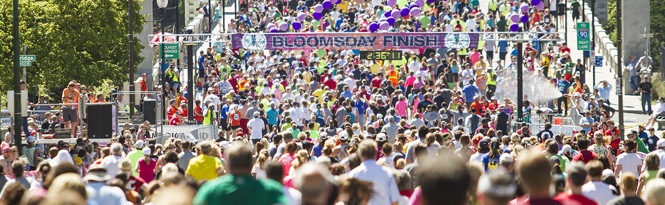 Bloomsday DM2